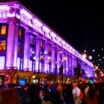 Oxford Street pour Noel, Londres