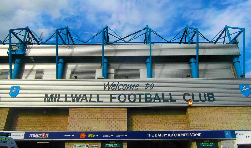 Millwall FC, the Den, Londres