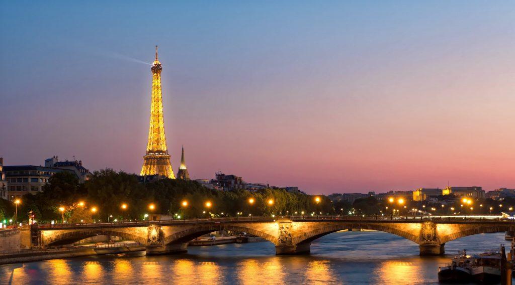 Voyager en Europe : Paris (France)