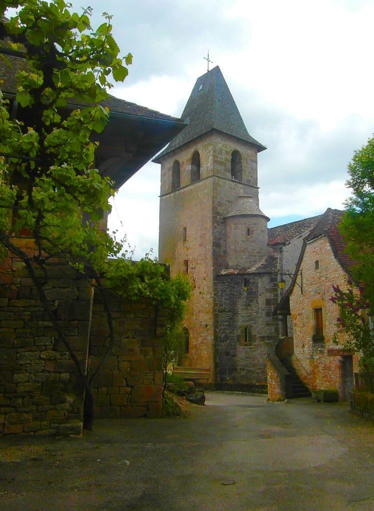 Le village de Carennac dans le Lot classé parmi les plus beaux villages de France