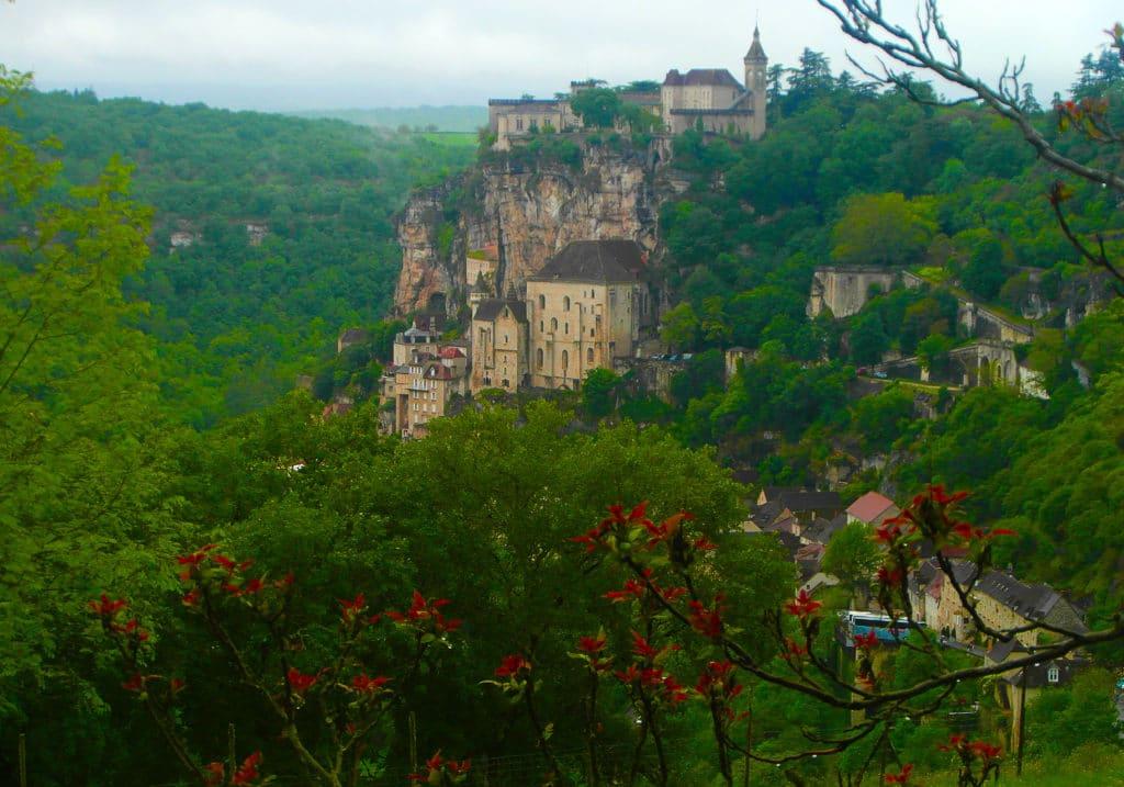 Le village de Rocamadour dans le Lot est l'un des 3 coups de coeur de Marion Flipo