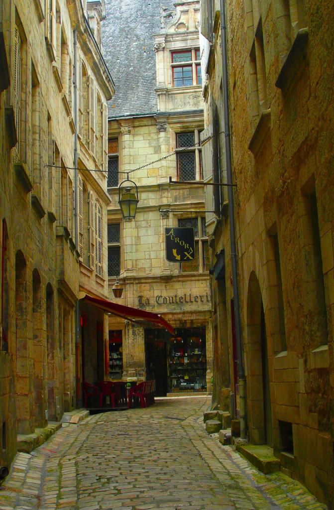 Périgeux dans le Périgord blanc, Dordogne