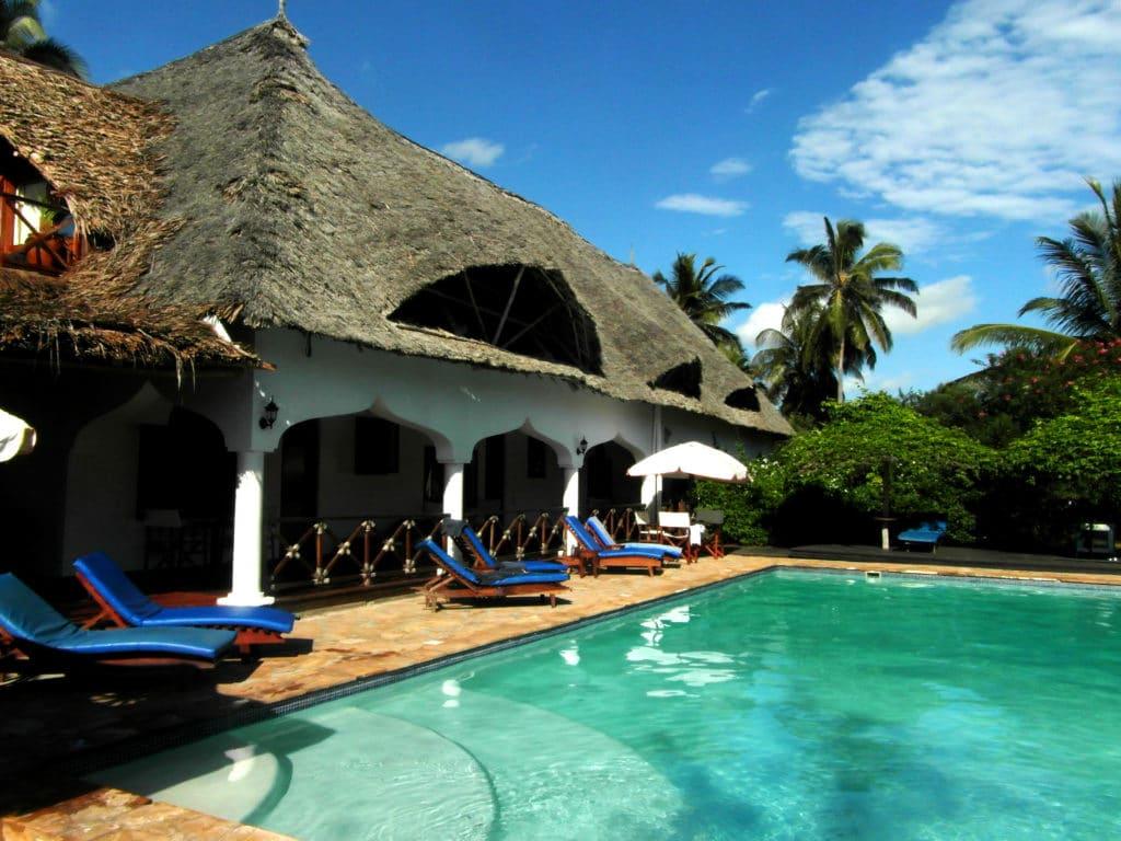 Zanzibar Retreat sur la plage de Matemwé, Tanzanie