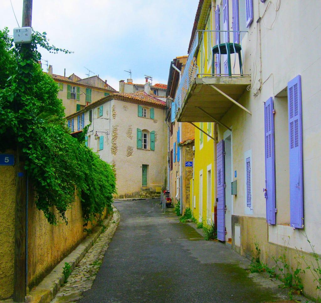 le village de la Treille, aimer Marseille
