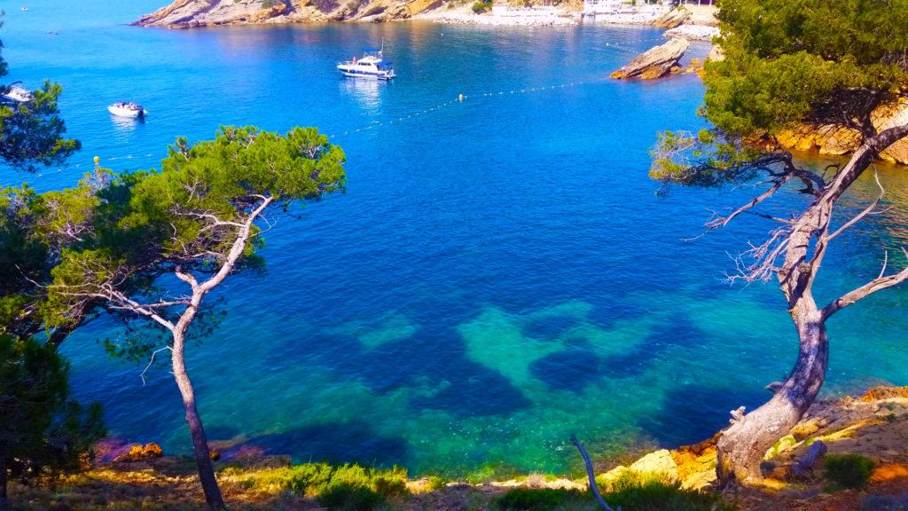 La Côte Bleue, aimer Marseille