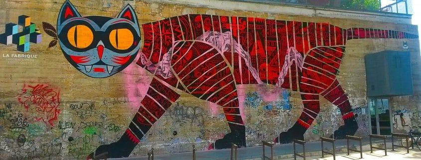 balade street art et graffiti en 10 photos à Nantes