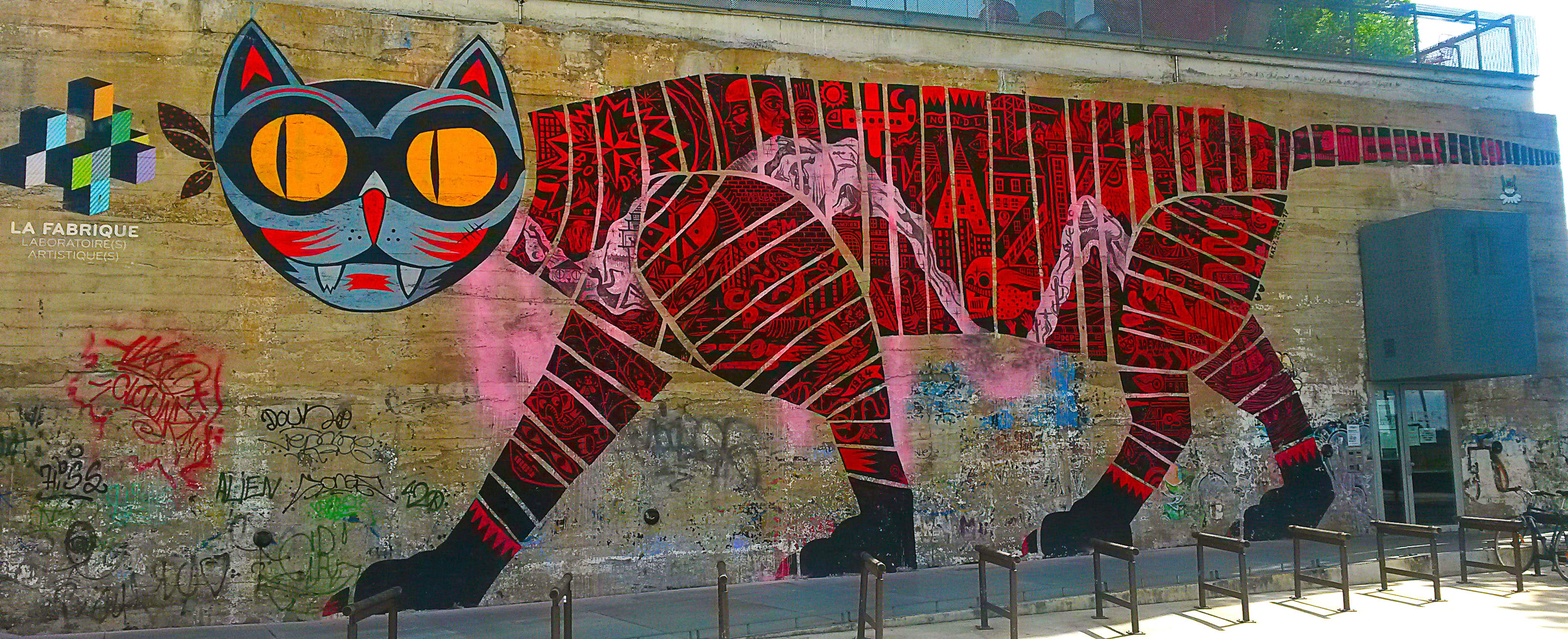 Street art Nantes : balade en 10 photos