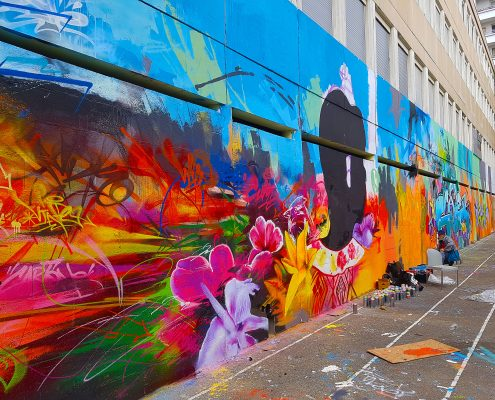 TrubLyon Street Art Festival 2017