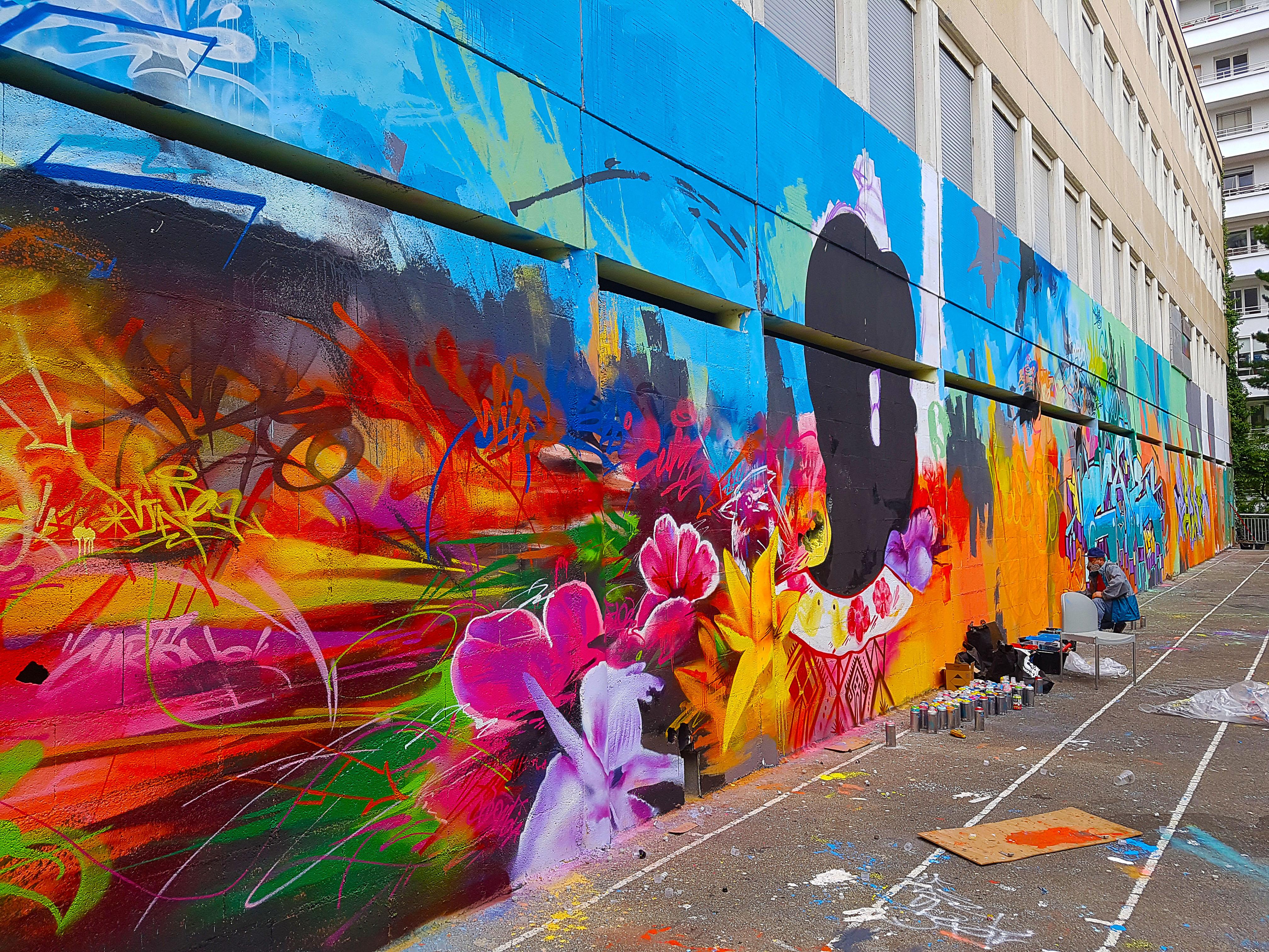 TrubLyon Festival : ma balade street art
