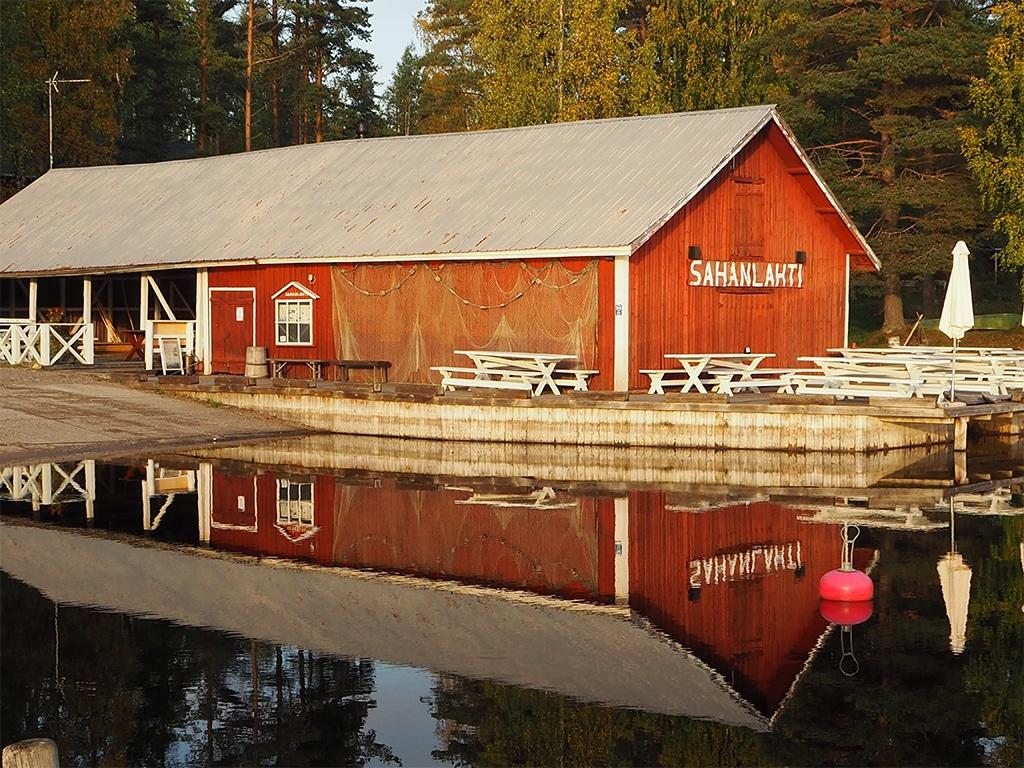 photo de Finlande d'Argone, interview voyage.