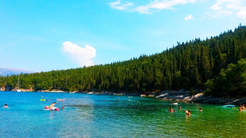 Difficile de faire un classement, mais Foki est incontestablement l'une des plus belles plages du nord de Céphalonie.