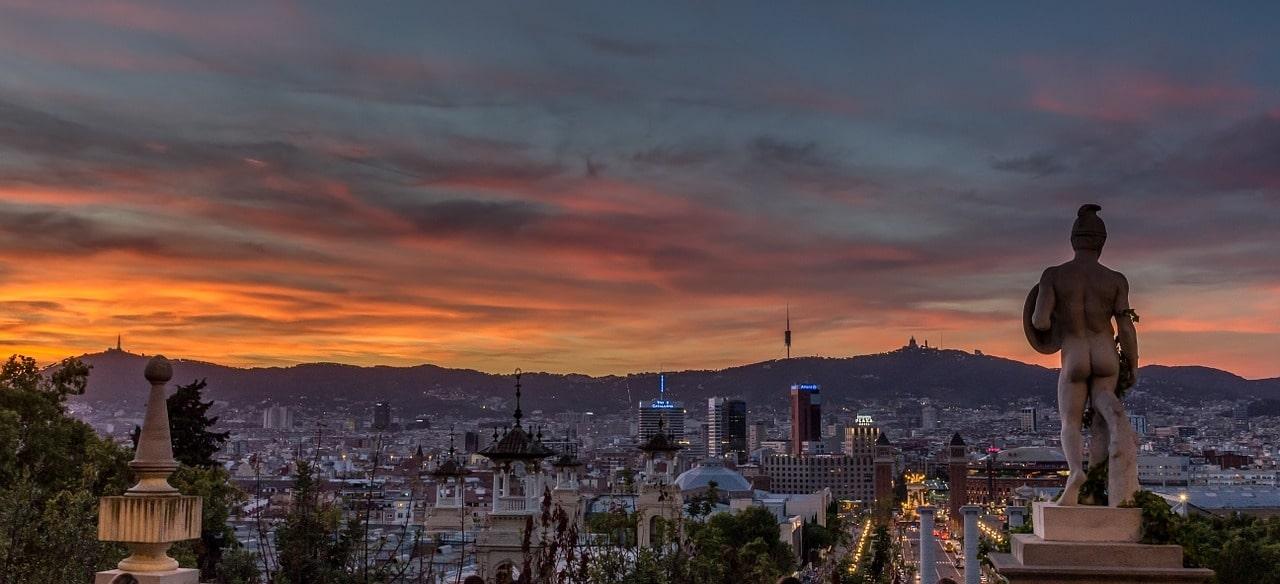 Vue de Barcelone, l'authentique recette des croquetas.