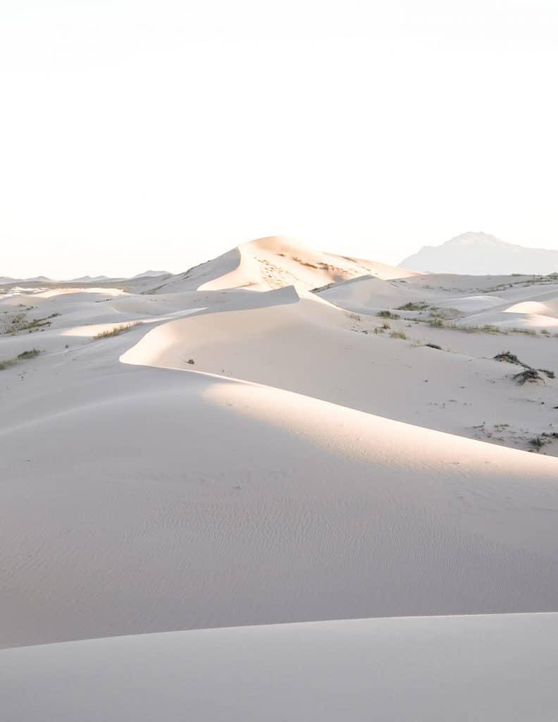 Les dunes du Mexique par Cobalt State, voyage et photographie
