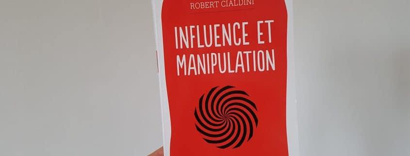 Mon test complet d'Influence et Manipulation de Robert Cialdini