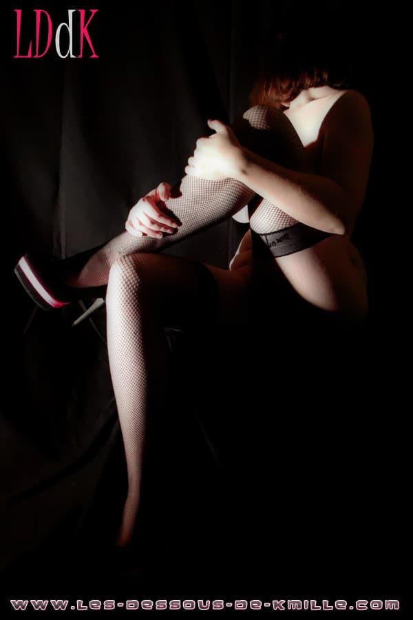 présentation de la blogueuse sexo Kmille