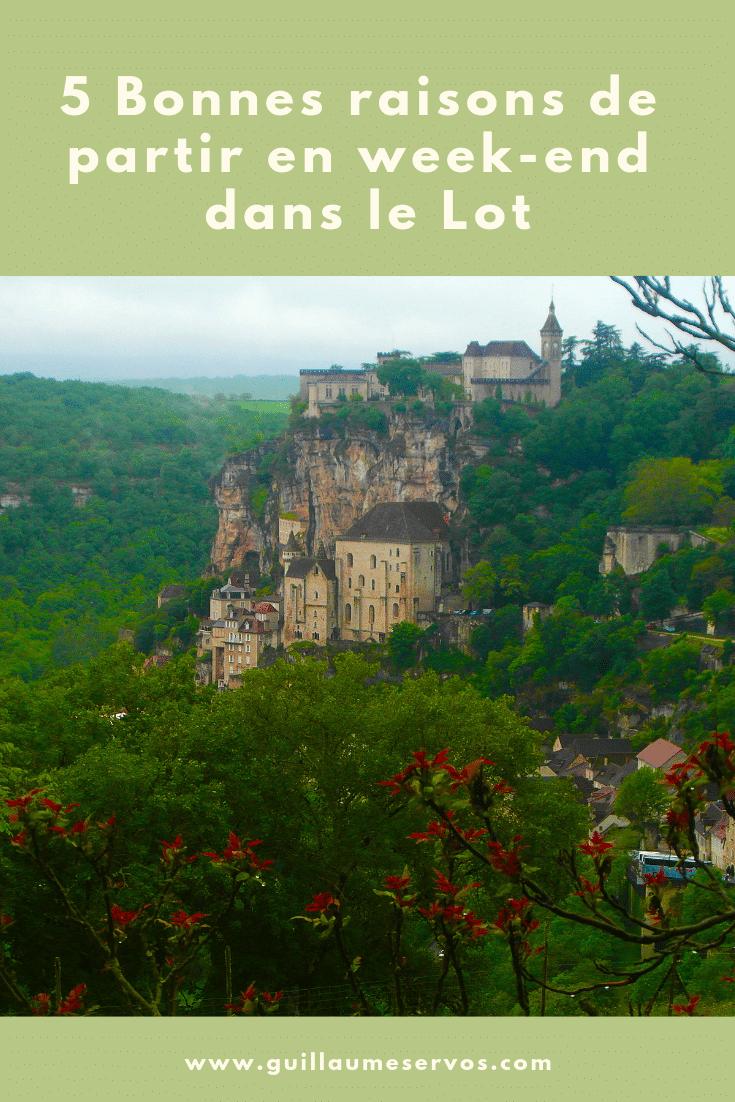 Découvrez le Lot que j'aime de Rocamadour à Saint Cirq Lapopie, du gouffre de Padirac au célèbre pont Valentré à Cahors, en passant par Carennac.