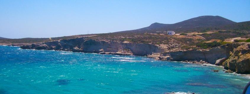 Découvre la très belle île de Paros et Antiparos dans les Cyclades en Grèce. Au menu : Parikia, Naoussa, Lefkès, Pisso Livadi, Agios Giorgios