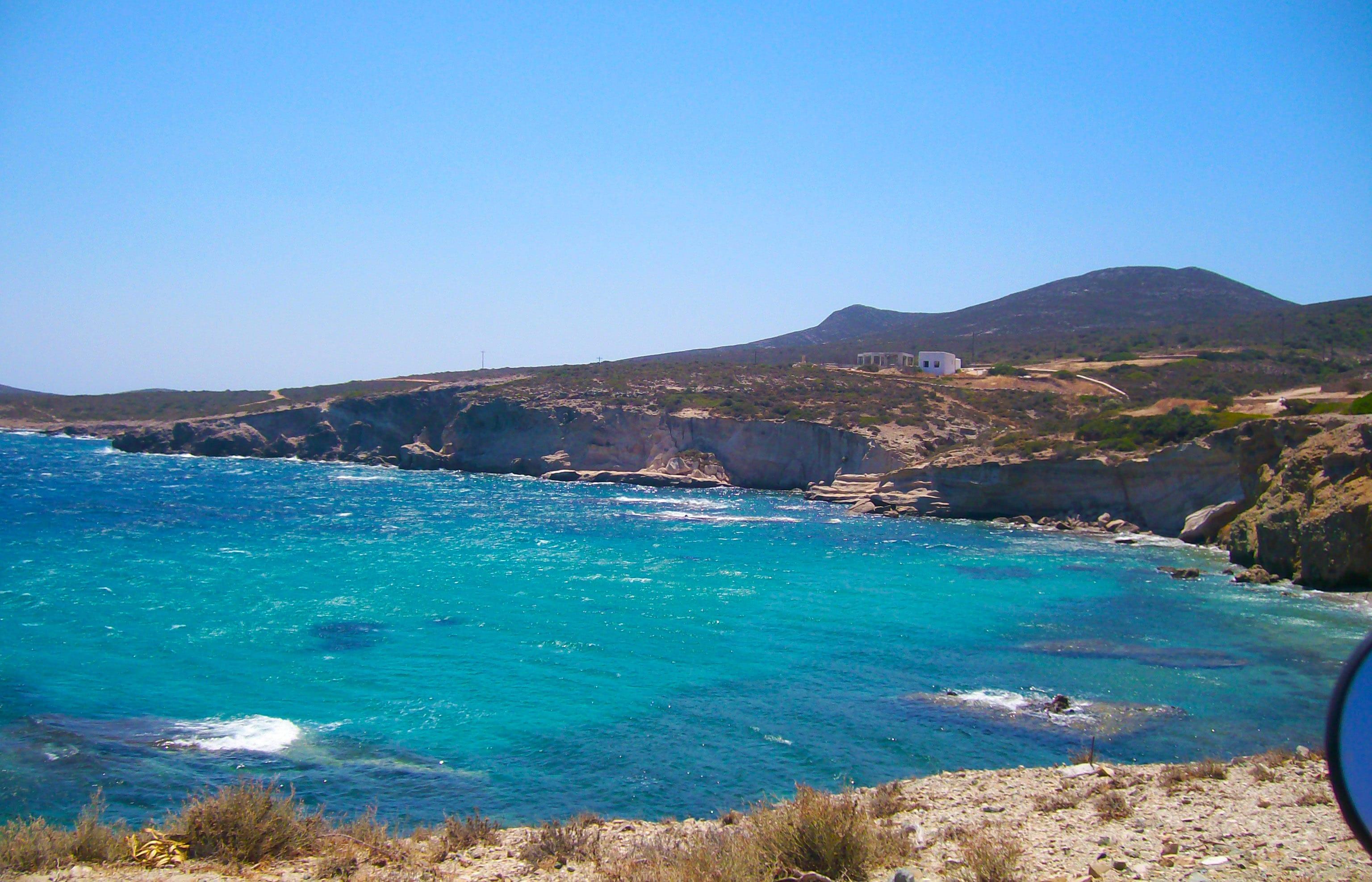Paros : 5 lieux incontournables à voir (Grèce)
