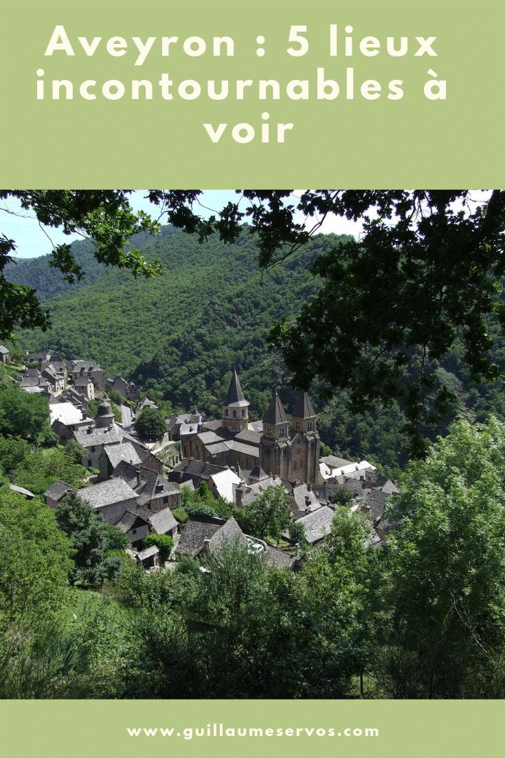 Découvrez l'Aveyron que j'aime, de Najac à Conques, de Belcastel à l'Aubrac, de Brousse le Château à Peyre. Sans oublier ses délicieux fromages.