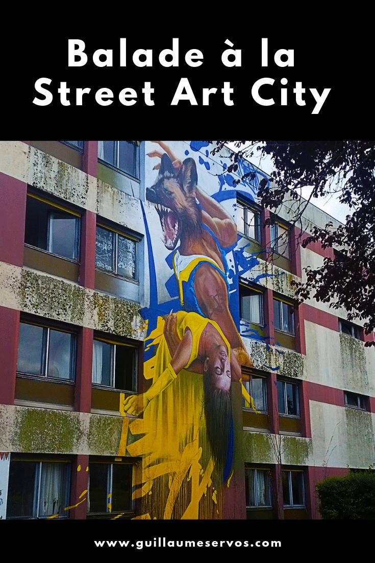 Découvrez ma promenade à la Street Art City à Lurcy-Lévis dans l'Allier sur les pas de Cos Two, Alaniz, Kaldea, Caro Pepe and Co... La Street Art City est une énorme friche industrielle de 10 hectares, 13 bâtiments et 22 000 m² de murs.
