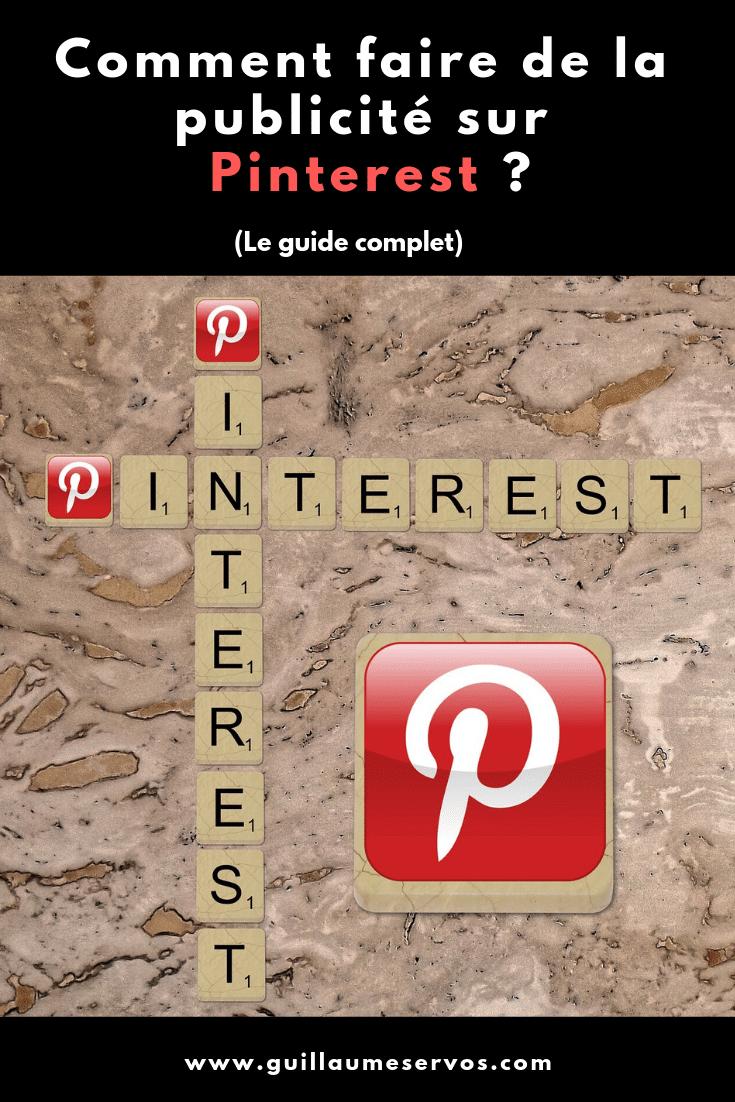 Découvre mon guide complet pour faire de la publicité sur Pinterest. Au menu : objectif de ta campagne, audience, ciblage, budget, enchère, épingles..