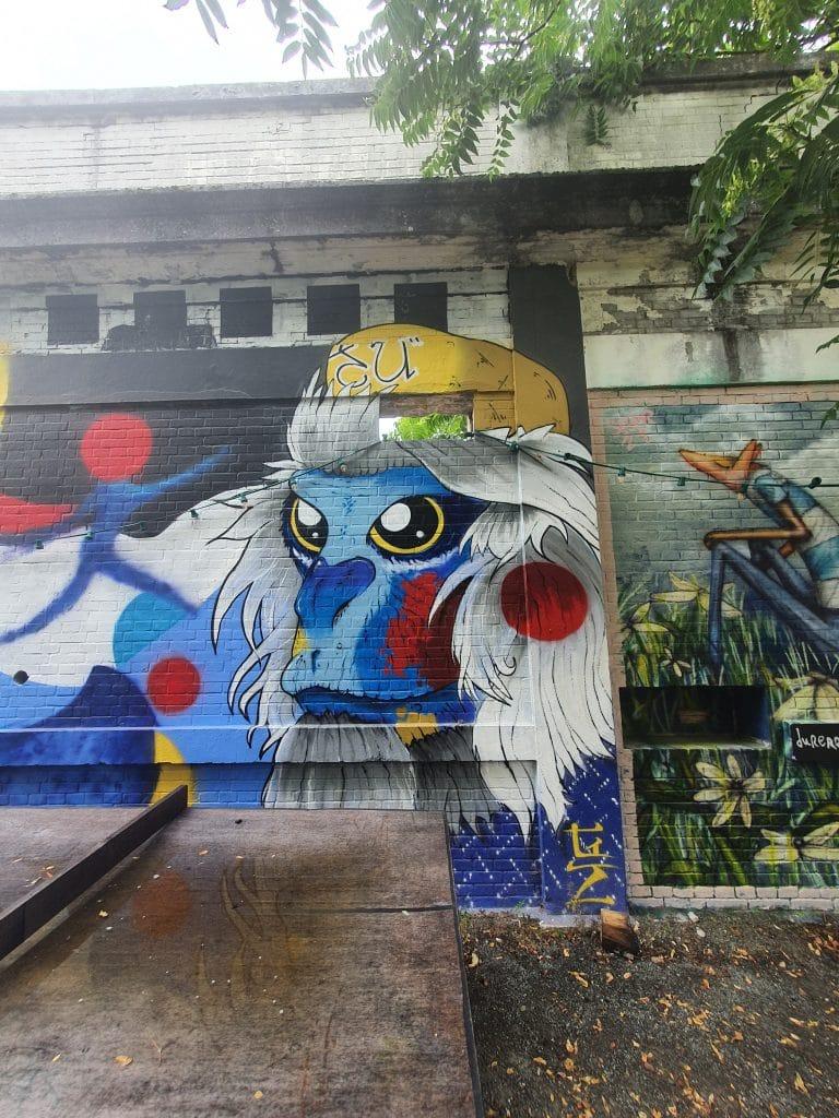 Street art Bordeaux #9 : GZ