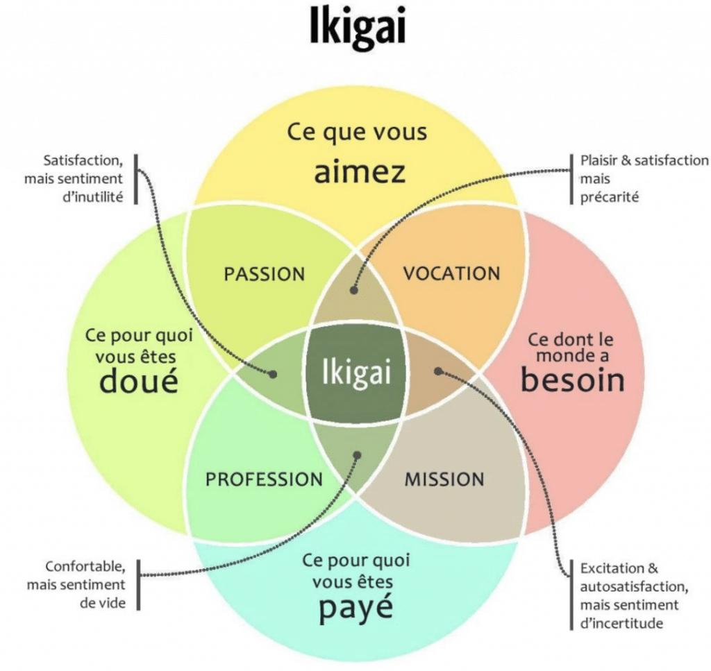 le concept de Ikigaï appliqué à LinkedIn avec Christopher Piton