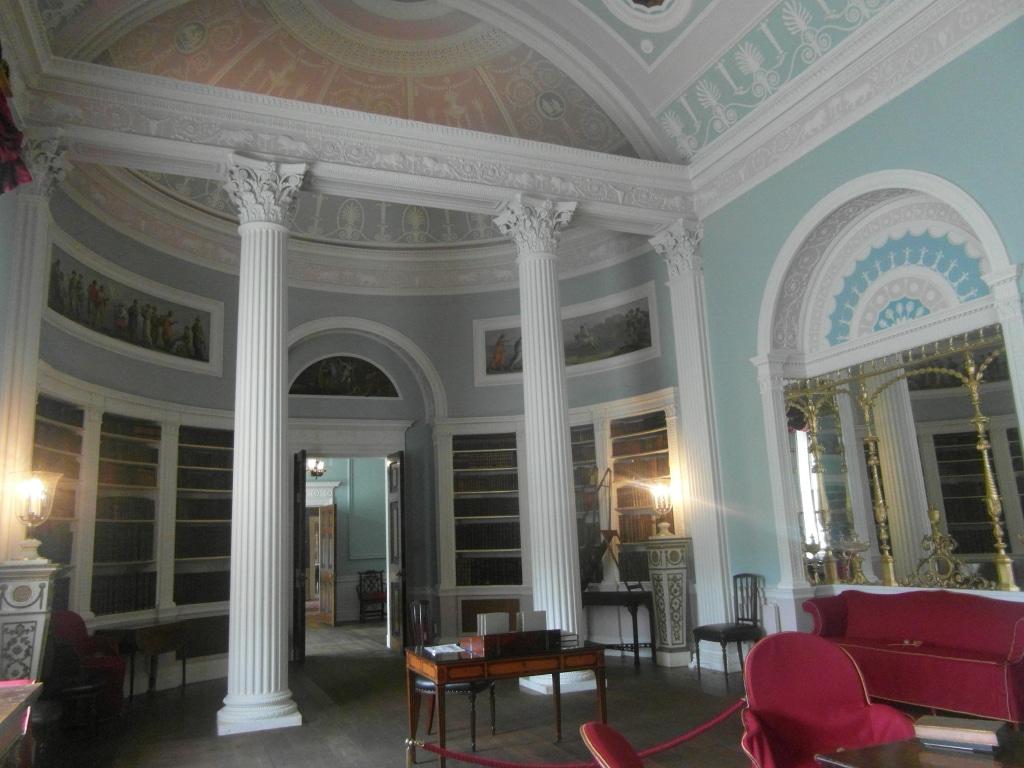 Kenwood House dans Hampstead Park parmi les 25 lieux incroyables à voir en Europe que tu ne connais pas