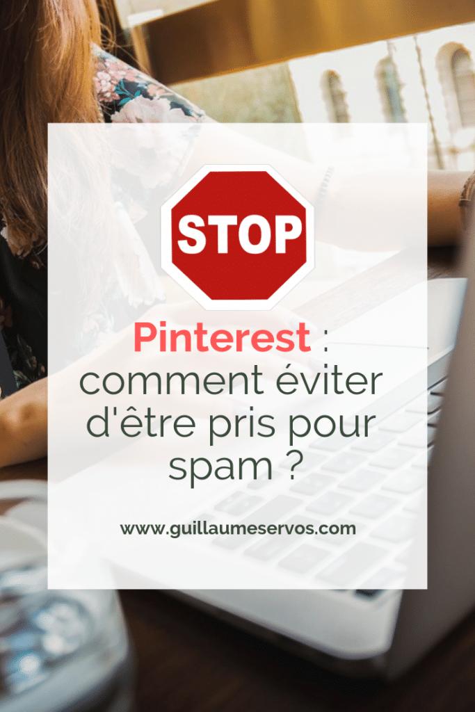 As-tu déjà reçu un mail de Pinterest pour t'informer qu'une épingle ou pire un tableau a été supprimé ? Au menu : spam, erreurs à éviter, règles à respecter.