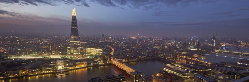 le Sky Garden à Londres parmi les 25 lieux incroyables à voir en Europe que tu ne connais pas