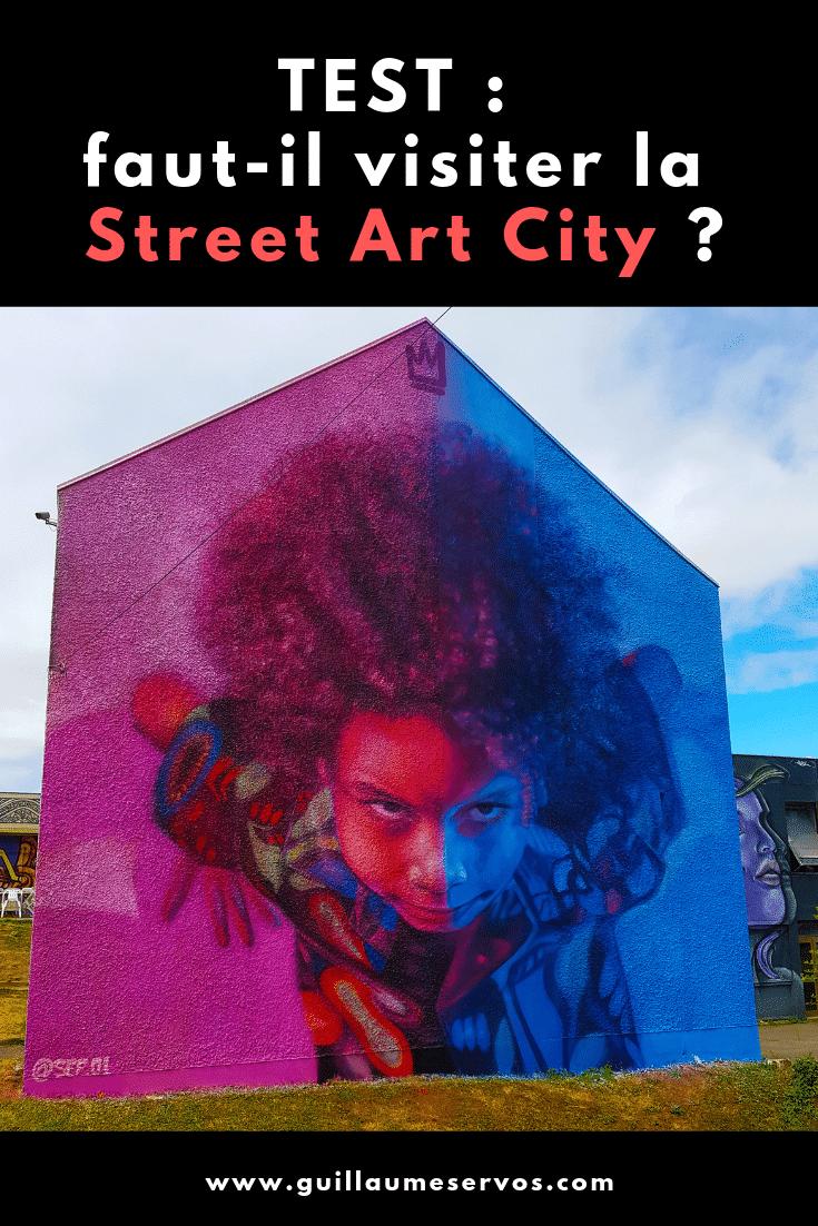 Découvre la Street Art City de Lurcy-Lévis dans l'Allier entre Moulins et Nevers. Au menu : hôtel 128, libre expression artistique, résidence d'artistes.