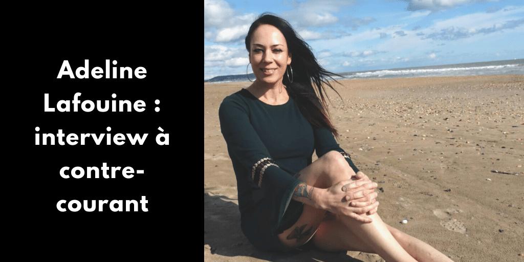 Découvre mon interview à contre-courant avec Adeline Lafouine, libertine, blogueuse et actrice. Au menu : son rapport à la caméra, aux réseaux sociaux et au voyage.