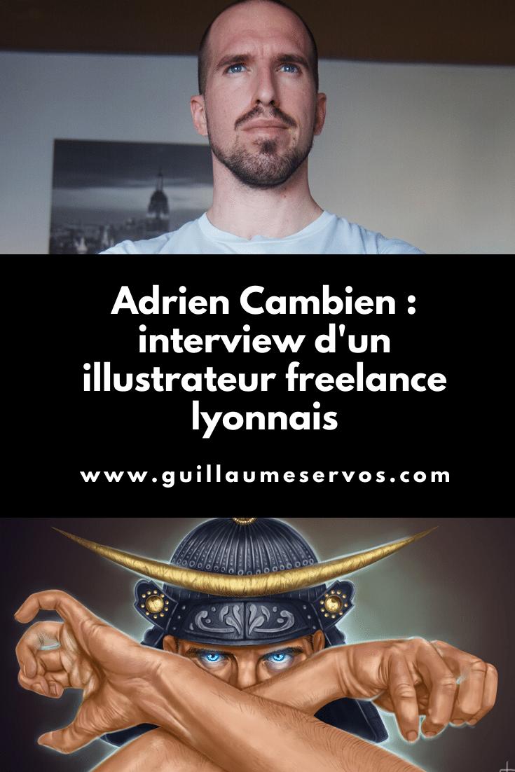 Découvre mon interview avec Adrien Cambien, illustrateur freelance lyonnais. Au menu : son rapport au freelancing, aux réseaux sociaux et au voyage.