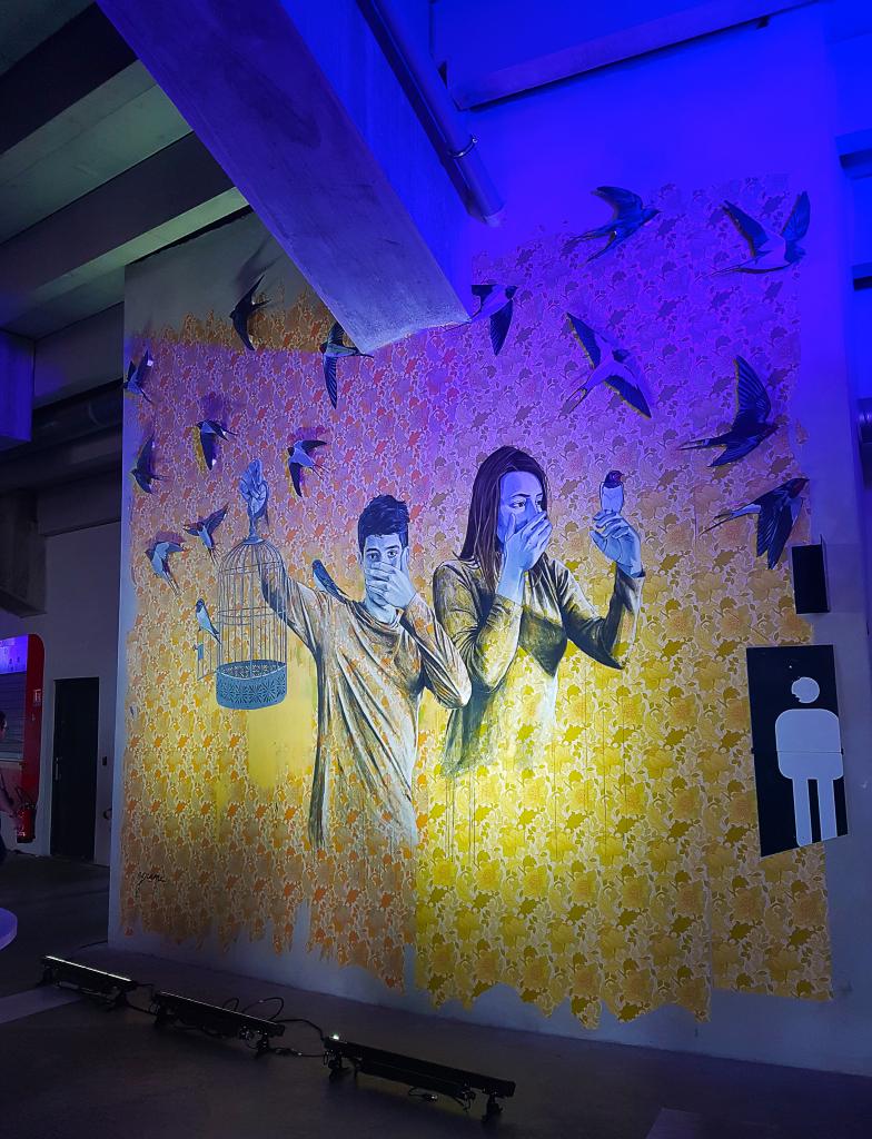 Agrume dans la liste des 10 street artistes à surveiller en 2019