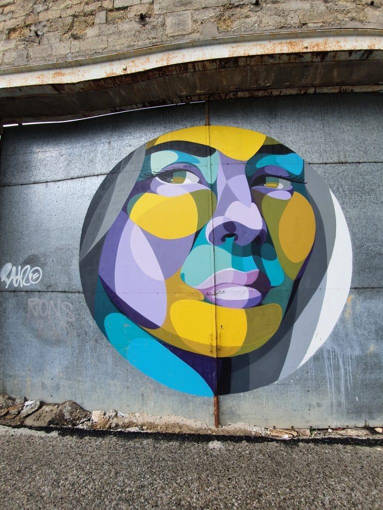 Street art Bordeaux #1 : Alber
