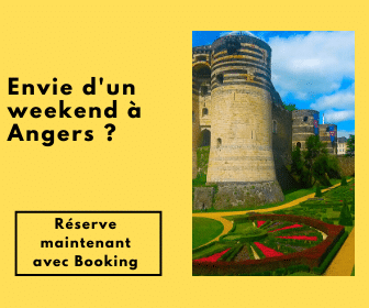 Angers Booking