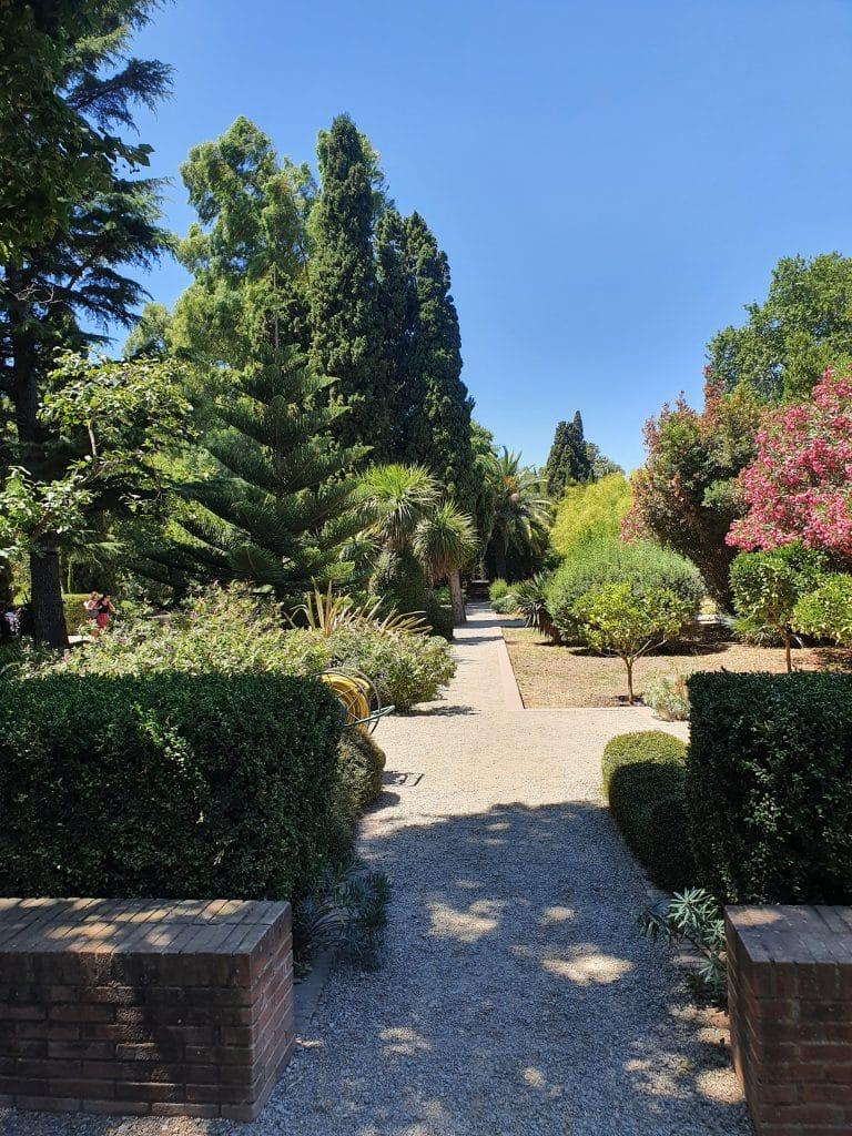 Les jardins du Domaine de Paulilles