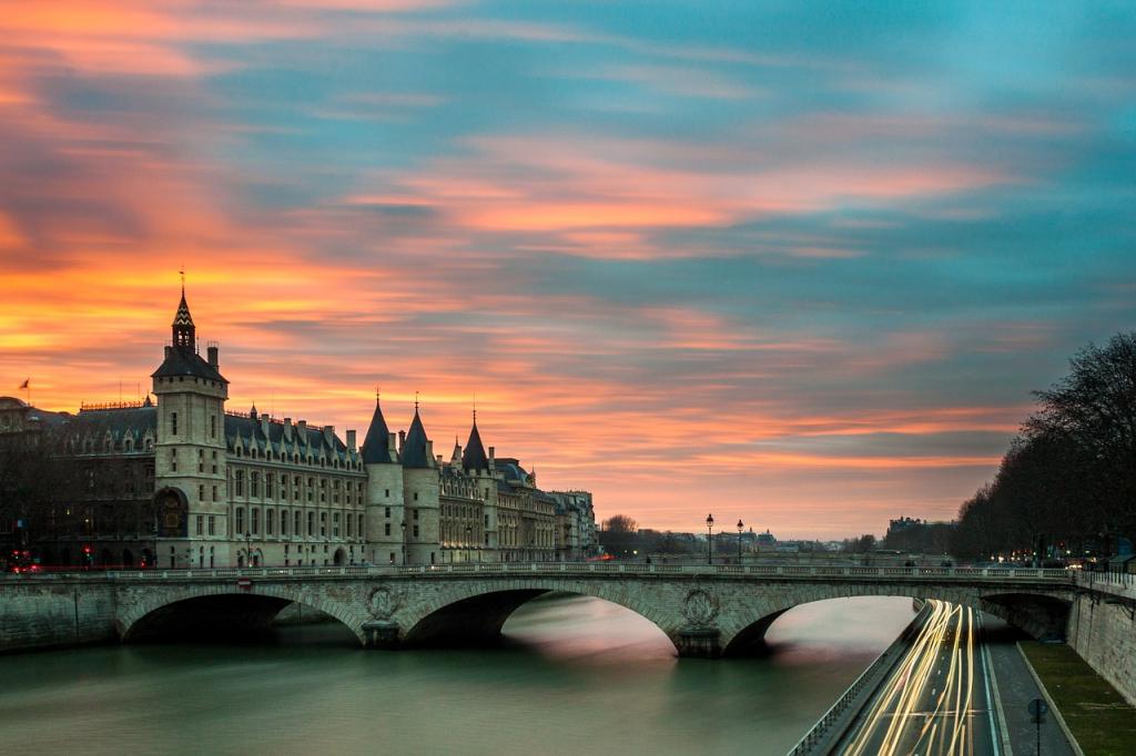 L'influence de la Seine dans la numérotations des rues parisiennes, anecdotes insolites sur Paris