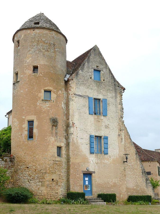 Le village des Arques dans le Quercy