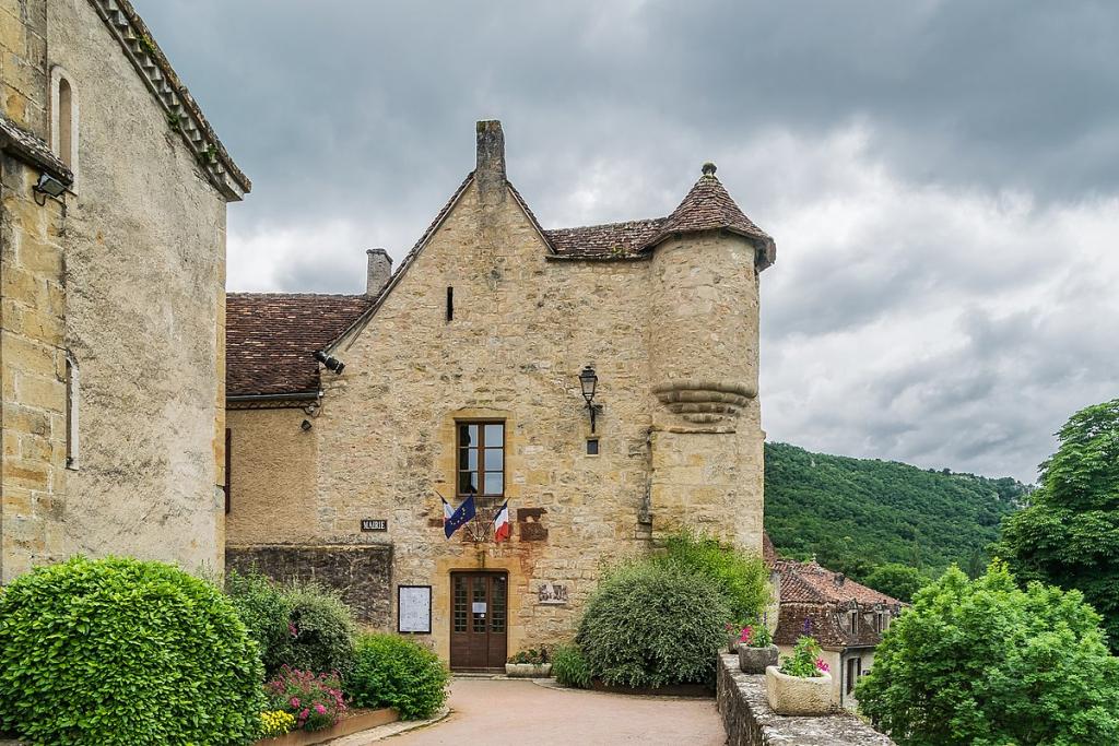 Autoire et son château des anglais (Lot)