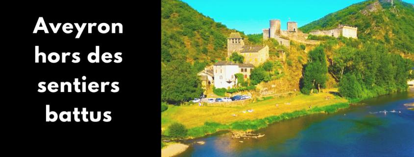 Tu pars en Aveyron et tu as envie de sortir hors des sentiers battus. Tu es le bienvenu. Au menu :Villefranche de Rouergue, Decazeville, Roquefort sur Soulzon…