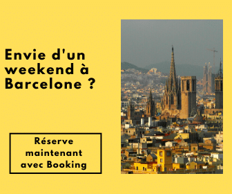 Barcelone Booking