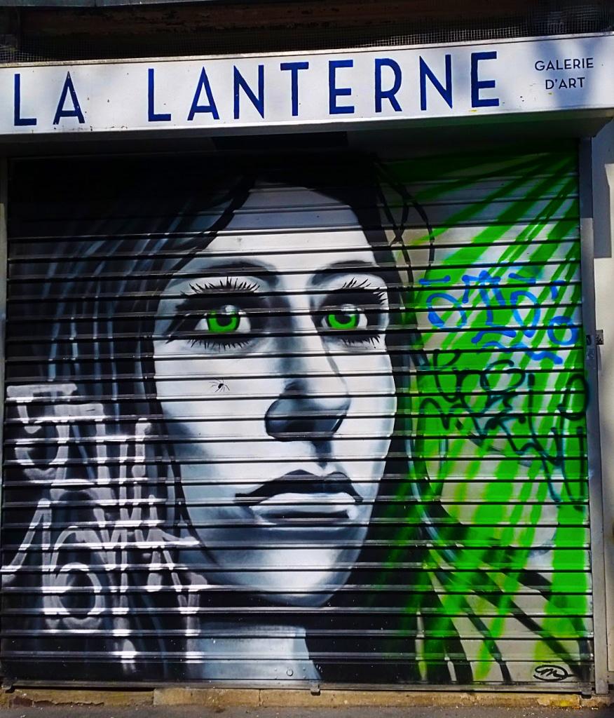 balade street art dans le quartier de Belelville à Paris