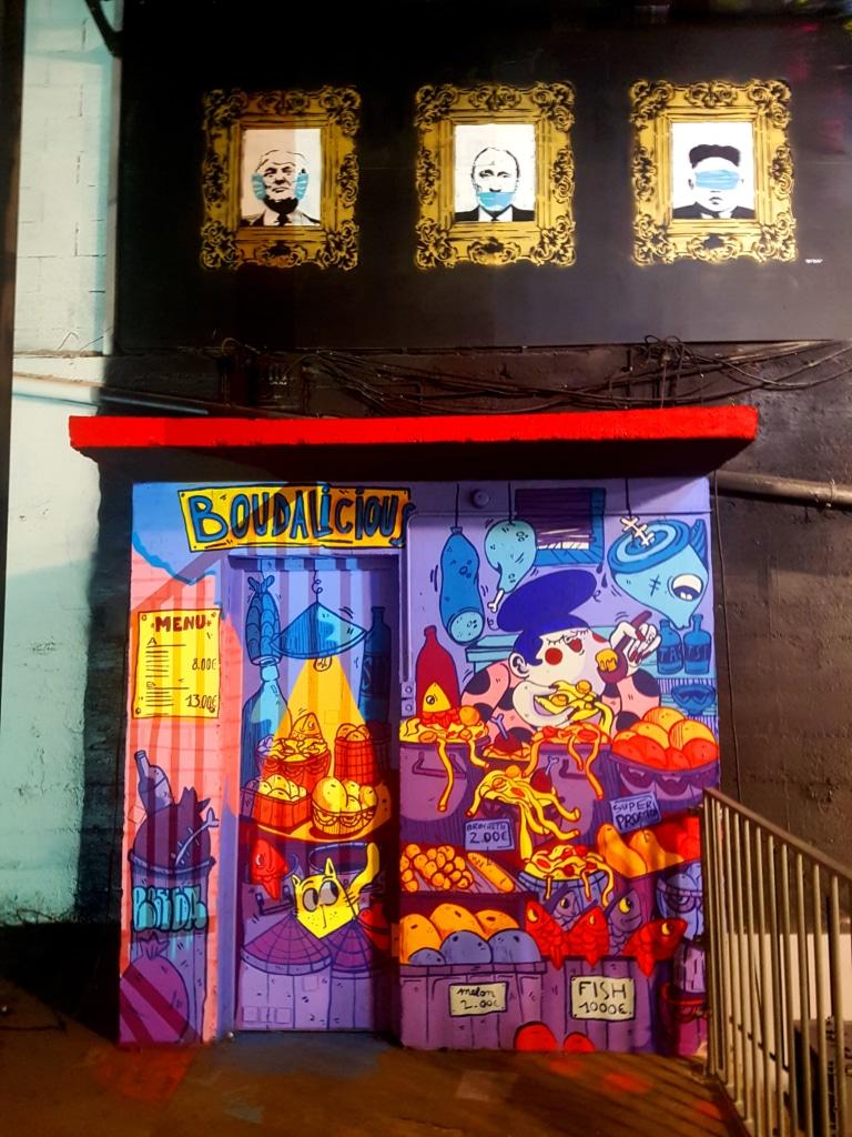 Street artiste à suivre en 2021 : Bouda