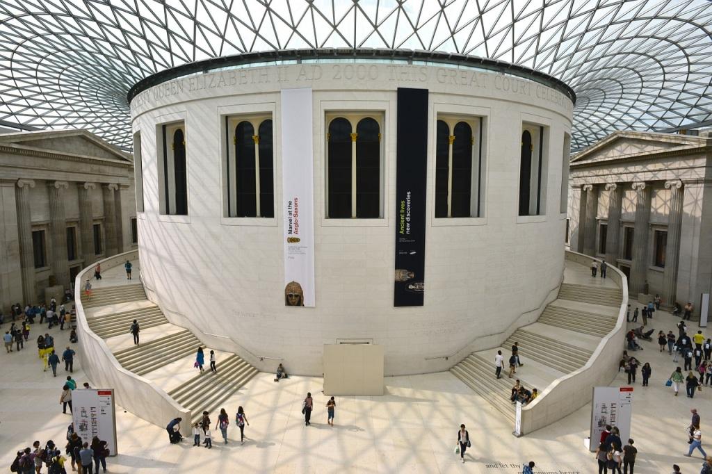 L'incroyable verrière du British Museum dans les anecdotes insolites sur Londres