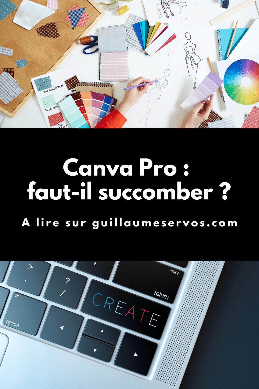 Tu utilises déjà Canva et tu te demandes pourquoi passer à Canva Pro. Quelles sont les différences entre la version gratuite et payante ?