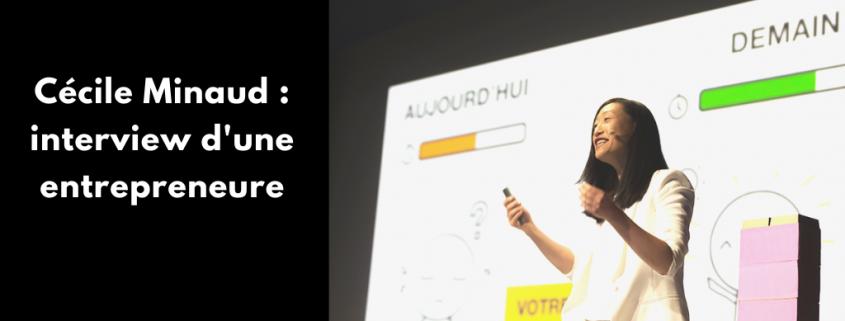 Découvre mon interview avec Cécile Minaud, formatrice en design andragogique et facilitation. Au menu : son rapport à l'entrepreneuriat, au blogging, aux réseaux sociaux et au voyage.