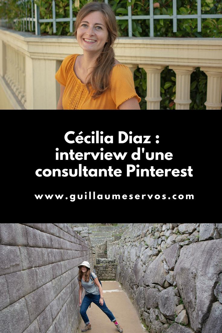 Découvre mon interview avec Cécilia Diaz, consultante Pinterest et fondatrice de Digitoucan. Au menu : son rapport au freelancing, aux réseaux sociaux et au voyage.