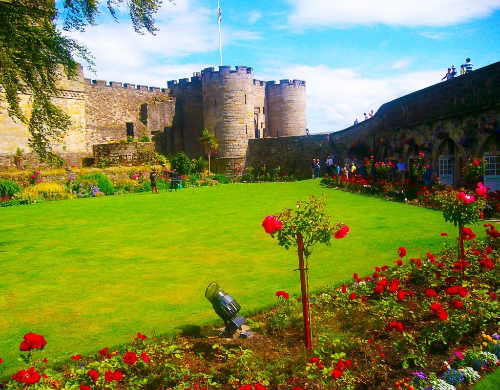 Stirling et son château parmi les 25 lieux incroyables en Europe que tu ne connais pas