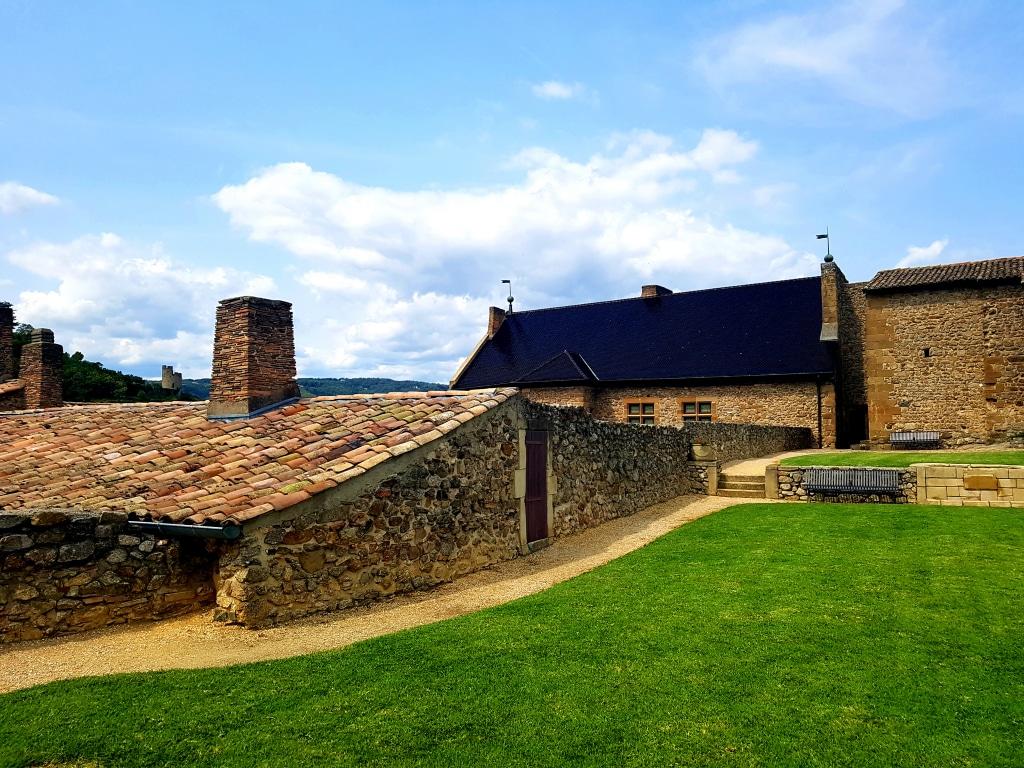 La château de Tournon